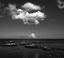Bornholm in Black & White by Kofoed