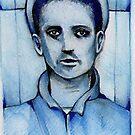 Jack Kerouac  ( The Mystical Beatnik )  by John Dicandia  ( JinnDoW )