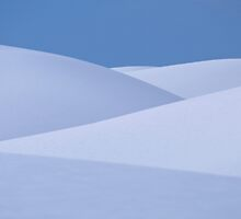 Twilight's Last Gleaming, White Sands, New Mexico by TheBlindHog