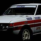 Rally Car by UncaDeej