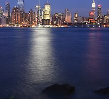 NYC from NJ side! by upthebanner