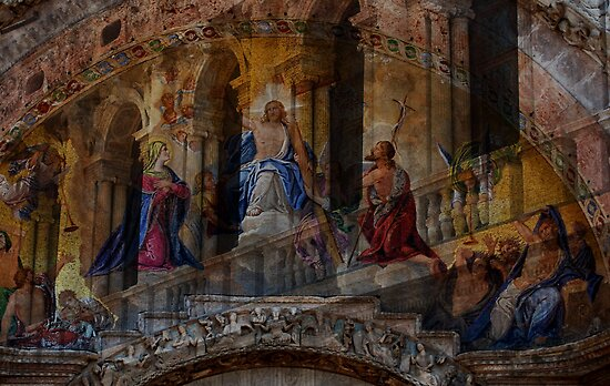 St Mark's by Claire Elford