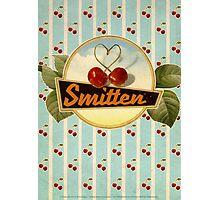 Smitten Photographic Print