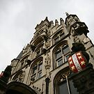 Gouda Town Hall by Mishimoto