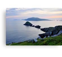 Blasket Islands Canvas Print