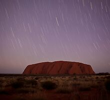 Uluru • Uluru-Kata Tjuta National Park • Australia by William Bullimore