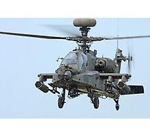 Apache Longbow Photographic Print