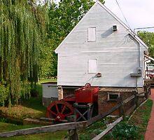 Wye Grist Mill 1682 by Hope Ledebur