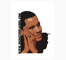 Obama by signaturelaurel
