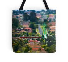 "Suburban ""scaled model"" Tote Bag"