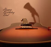 Happy Birthday Dad by Eve Parry