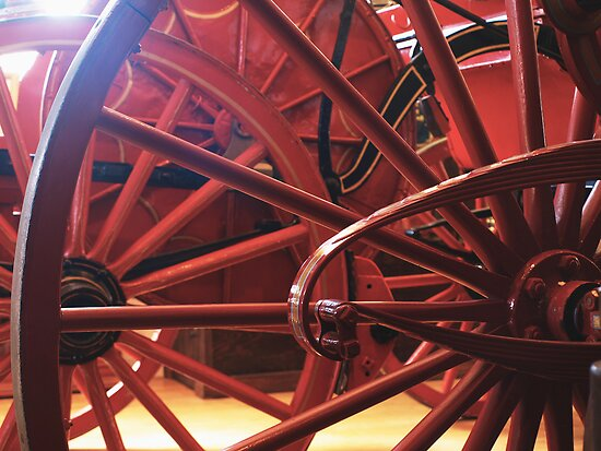 Wheel History by Jon  Johnson
