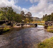 Slater Bridge by SteveMG