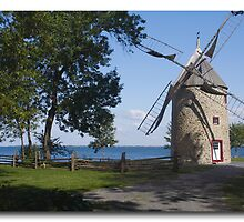 The old Windmill by John44