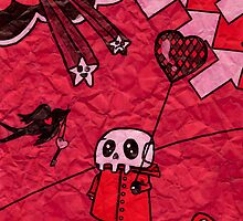Skull Boy in the Land of Sugary Despair by Christina Pavlo