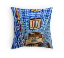 Casa Battlò Throw Pillow