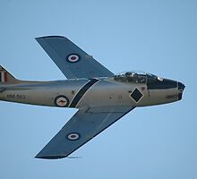 The Sabre Is Back -2, Temora Airshow 2009 by muz2142