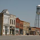Small Town Kansas by Michael McClendon