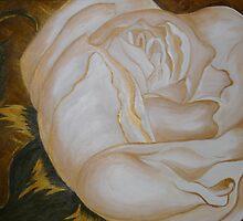 White Rose by Angela Palibrk