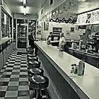 Diner by CORA D. MITCHELL