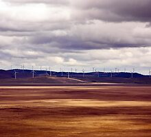 Wind Turbine by gnubee