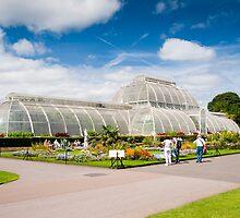 The Palm House Kew Gardens London UK by DonDavisUK
