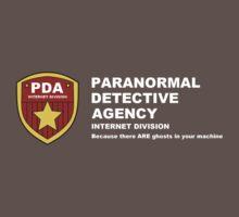 Paranormal Detective Agency (Internet Division) by robotrobotROBOT