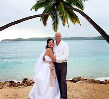 Fiji Wedding by Peter Redmond
