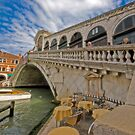 Rialto Bridge by Stephen Knowles