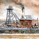 Felling Colliery by Colin Cartwright