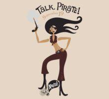 Talk Pirate! by Lyuda