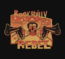 Rockabilly Rebel by calroofer
