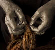 TOILING HANDS by RakeshSyal
