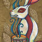 March Hare by Lynnette Shelley