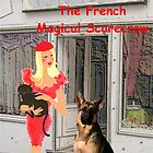 Shantay - The French Magical Scarecrow by Lynn Santer