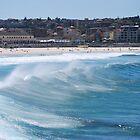 Bondi Wave by johnbruceross