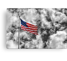 9/11 Tribute Canvas Print