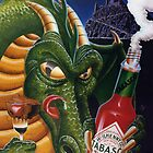 Tabasco Dragon by Mike Cressy