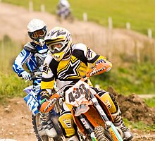 MotoCross 1 by Tristan Drinkwater