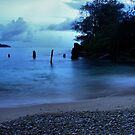 Tinian Blues by Varinia   - Globalphotos