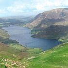 Crummock Water, Buttermere, Cumbria by neilk