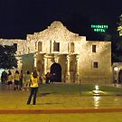 Night at the Alamo by Susan Russell