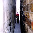 Dog Loup- Narrowest street in Yorkshire by sidfletcher