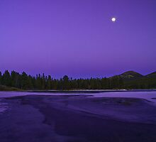 Sprague Lake by ericasmithphoto