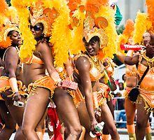 West Indian Parade 2499 by Zohar Lindenbaum