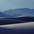 White Sands Sunset by B Spencer