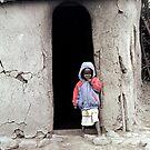 Masai Child by Michael  Moss