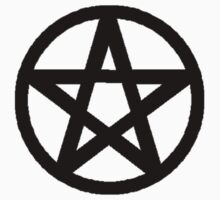 Pentagram for Girls by PaganGal