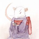 Maiko Rat - Tea time by rotem