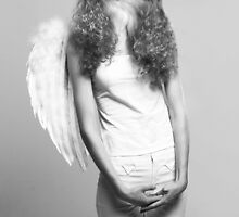 Right Wing Angel by Alex Preiss